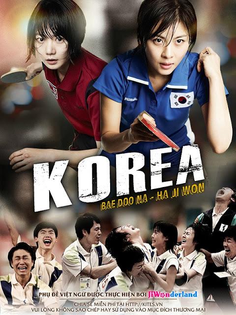 ترجمة فيلم الرياضة والدراما الكوري ❖ as ONE