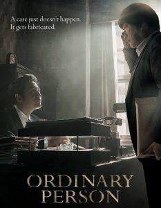 ترجمة فيلم الأكشن و التحقيق الكوري Ordinary Person
