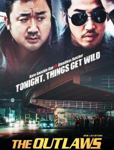 ترجمة فيلم الجريمة والأكشن الكوري The Outlaws